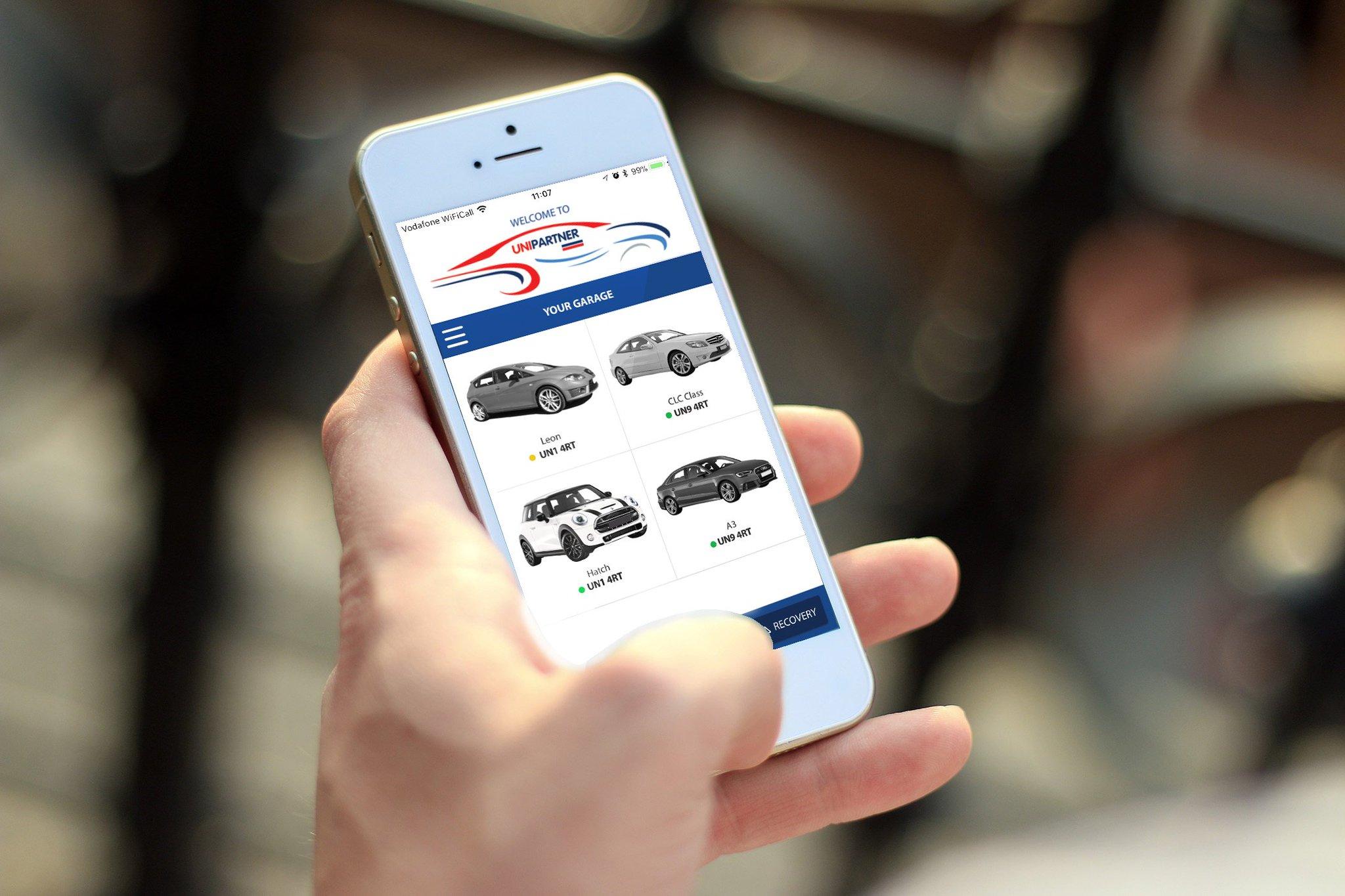 Unipart App
