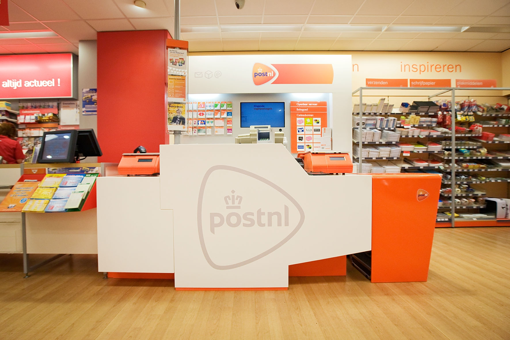 PostNL background
